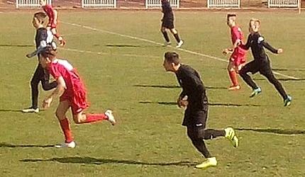 U19: magabiztos siker az első edzőmérkőzésen