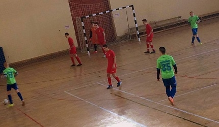 U17: 2. hely a Futsal7vége C-csoportjában