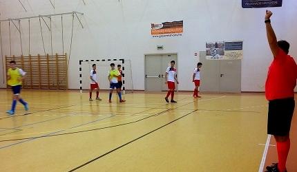U17: két győzelem a Futsal7vége 2. fordulójában